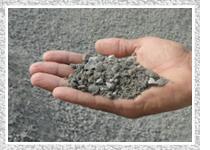 mistura areia e brita